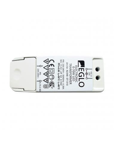 EGLO 92348 -  Lámpara de Salón en Acrílico blanco