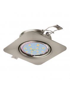 EGLO 94264 - PENETO Lámpara Empotrable LED en Acero níquel-mate