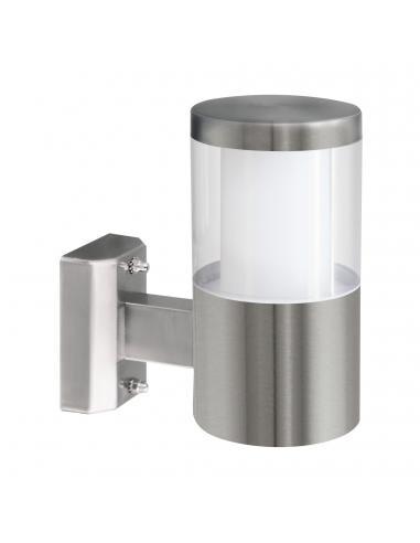 EGLO 94277 - BASALGO 1 Aplique de exterior LED en Acero inoxidable acero inoxidable y Acrílico