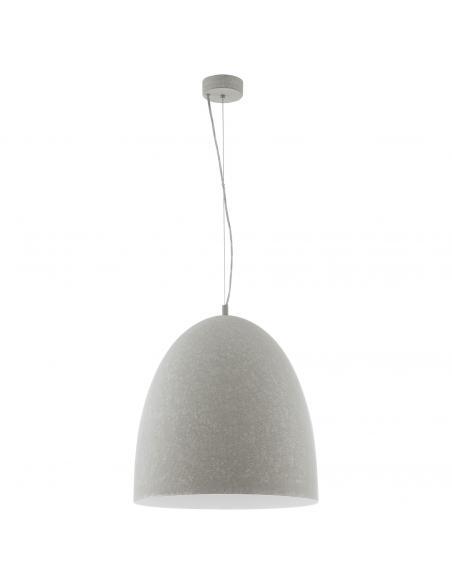 EGLO 94355 - SARABIA Lámpara de Salón en Acero gris
