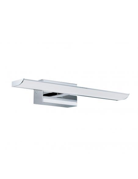 EGLO 94612 - TABIANO Luz de Espejo para Baño en Acero cromo y Acrílico