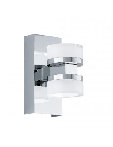 EGLO 94651 - ROMENDO Aplique LED en Acero cromo y Acrílico