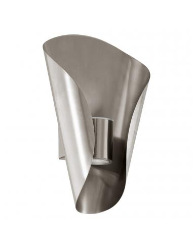EGLO 94779 - BOSARO Aplique de exterior LED en Acero inoxidable acero inoxidable