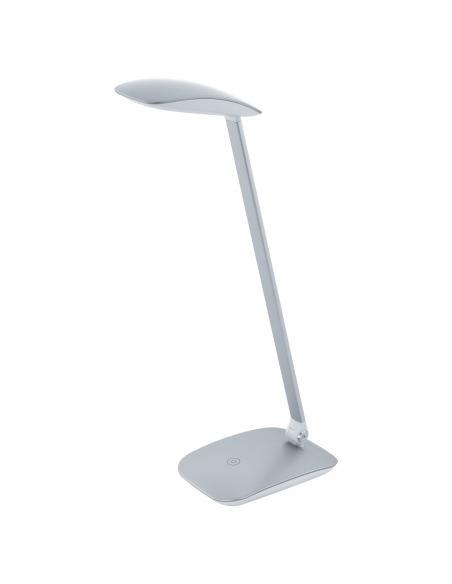 EGLO 95694 - CAJERO Lámpara LED en Acrílico plata