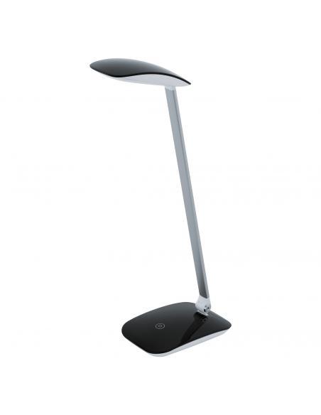EGLO 95696 - CAJERO Lámpara LED en Acrílico negro