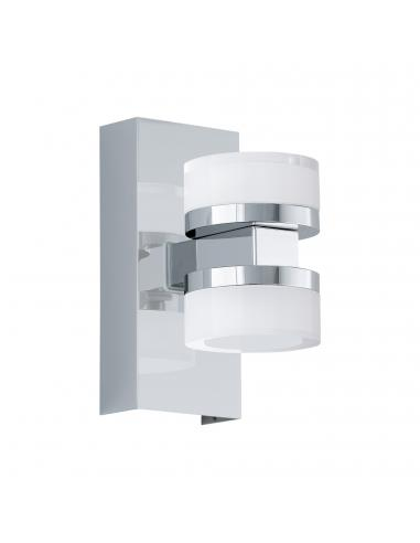 EGLO 96541 - ROMENDO 1 Aplique LED en Acero cromo y Acrílico