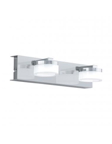 EGLO 96542 - ROMENDO 1 Aplique LED en Acero cromo y Acrílico