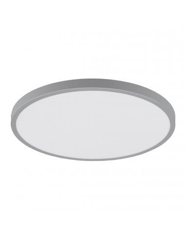 EGLO 97267 - FUEVA 1 Lámpara de Superficie LED en Aluminio plata y Acrílico