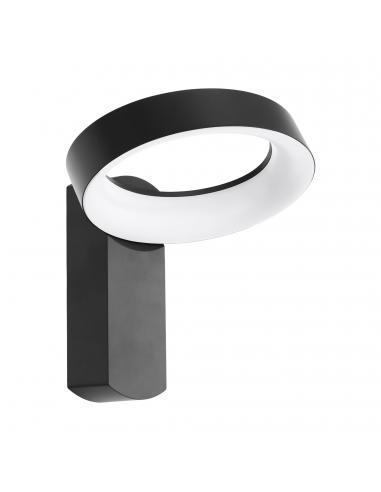EGLO 97307 - PERNATE Aplique de exterior LED en Fundición de aluminio antracita y Acrílico