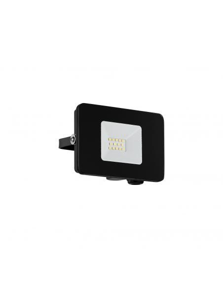 EGLO 97455 - FAEDO 3 Aplique de exterior LED en Aluminio negro y Vidrio