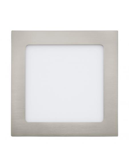 EGLO 31673 - FUEVA 1 Lámpara Empotrable LED en Fundición de metal níquel-mate y Acrílico