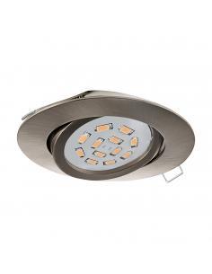 Plafón con 3  luces de LED integrado SELVINA en luz cálida