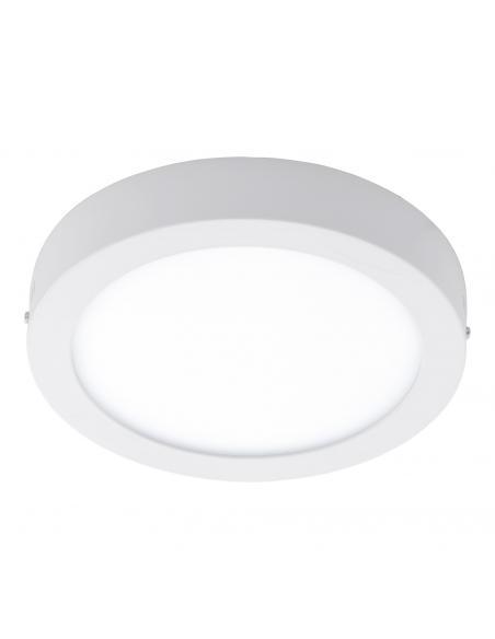 EGLO 98171 - ARGOLIS-C Aplique de exterior LED en Fundición de aluminio blanco y Acrílico