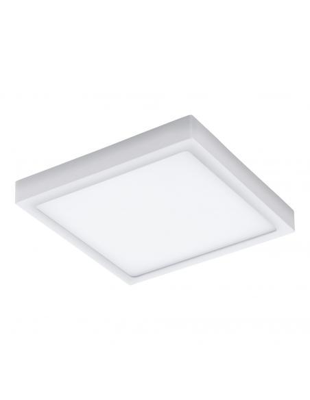 EGLO 98172 - ARGOLIS-C Aplique de exterior LED en Fundición de aluminio blanco y Acrílico