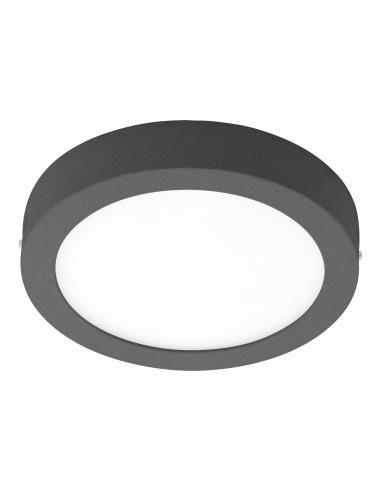 EGLO 98173 - ARGOLIS-C Aplique de exterior LED en Fundición de aluminio antracita y Acrílico