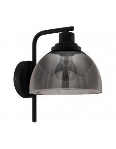 EGLO 98385 - BELESER Lámpara de Salón en Acero negro