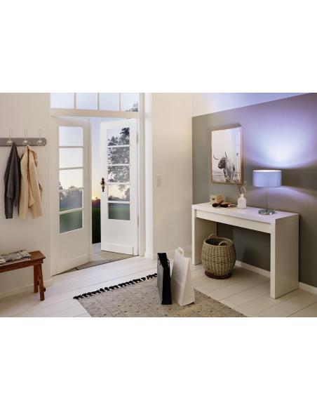 EGLO 31628 - MASERLO Lámpara de mesa en Acero y Textil