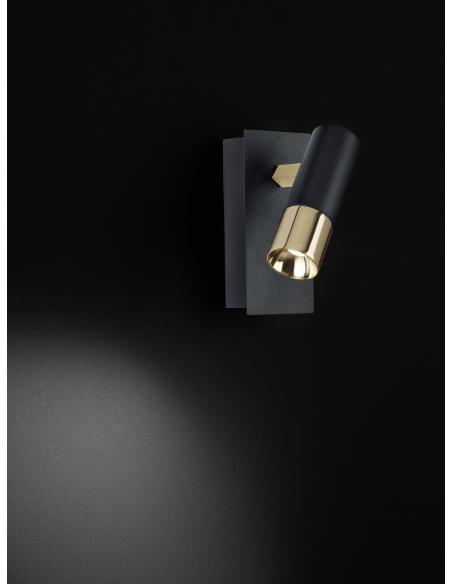 EGLO 39144 - TOMARES Spot en Aluminio, acero