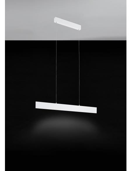 EGLO 39263 - CLIMENE Lámpara colgante en Aluminio y Acrílico