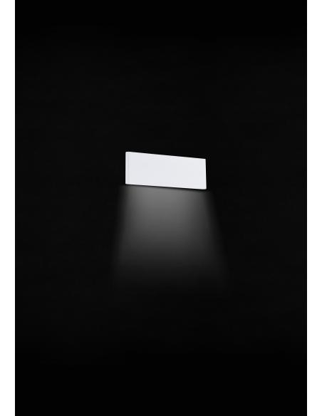 EGLO 39265 - CLIMENE Lámpara de pared en Aluminio y Acrílico