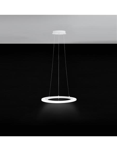 EGLO 39271 - PENAFORTE Lámpara colgante en Aluminio y Acrílico