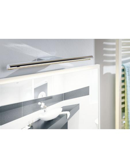 EGLO 93665 - TERROS Lámpara de pared en Aluminio, acero y Acrílico