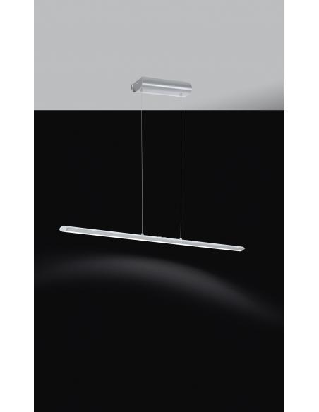 EGLO 93894 - PELLARO Lámpara colgante en Aluminio, acero y Acrílico