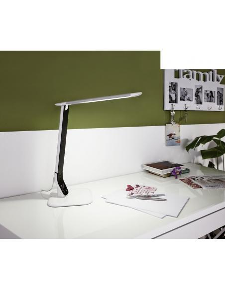 EGLO 93901 - SELLANO Lámpara de mesa en Acrílico, acero