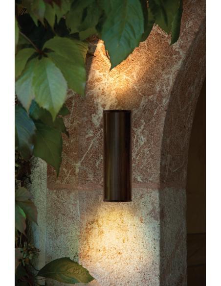 EGLO 94105 - RIGA Lámpara de pared en Acero galvanizado