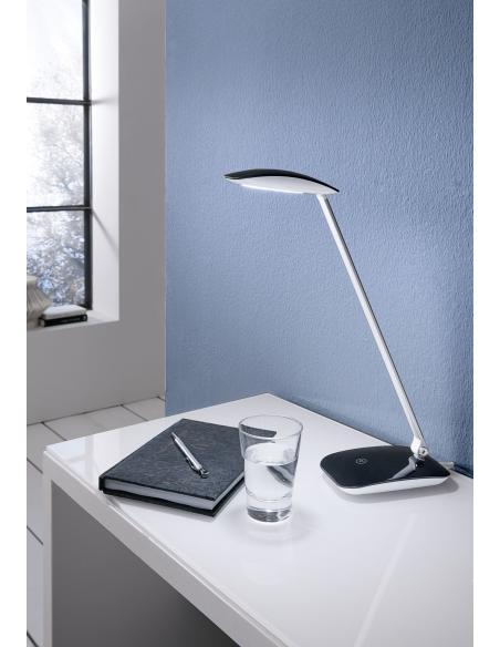 EGLO 95696 - CAJERO Lámpara de mesa en Acrílico