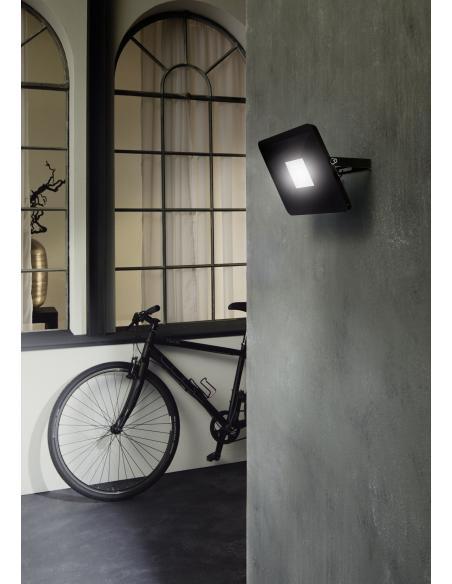 EGLO 97458 - FAEDO 3 Lámpara de pared en Aluminio y Vidrio