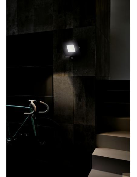 EGLO 97463 - FAEDO 3 Lámpara de pared en Aluminio y Vidrio