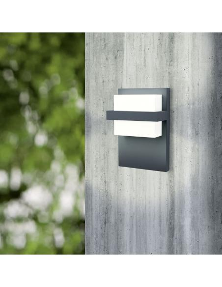 EGLO 98088 - CULPINA Lámpara de pared en Aluminio y Acrílico