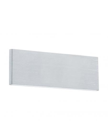 EGLO 39268 - CLIMENE Aplique LED en Aluminio aluminio cepillado y Acrílico