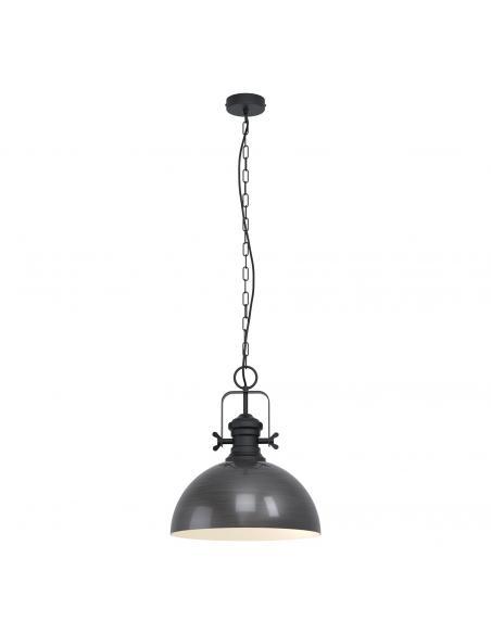 EGLO 43052 - COMBWICH Lámpara de Salón en Acero S57