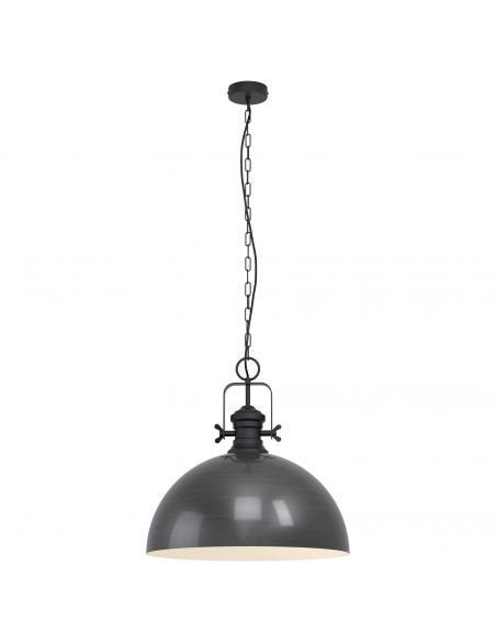 EGLO 43215 - COMBWICH Lámpara de Salón en Acero S57