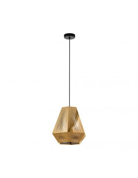 Lámpara de techo plafón acrílico blanco LED integrado ONTANEDA