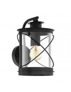 EGLO 94843 - HILBURN Lámpara de pared en Acero galvanizado y Acrílico
