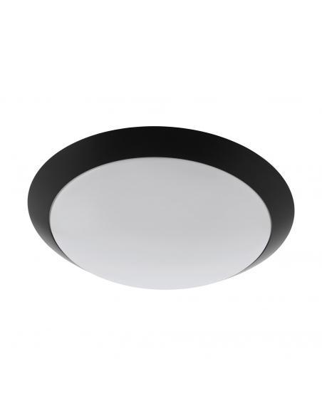 EGLO 97255 - PILONE Lámpara de pared / techo en Acero, acrílico y Acrílico