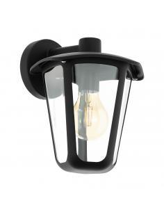 EGLO 98121 - MONREALE Lámpara de pared en Fundición de aluminio y Acrílico