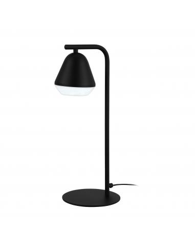 EGLO 99035 - PALBIETA Lámpara de mesa en Acero y Acrílico