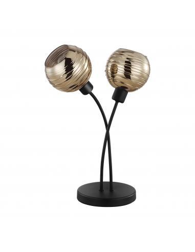 EGLO 39693 - CREPPO Lámpara de mesa en Acero