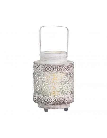 EGLO 49276 - TALBOT Lámpara de Salón en Acero negro-pátina