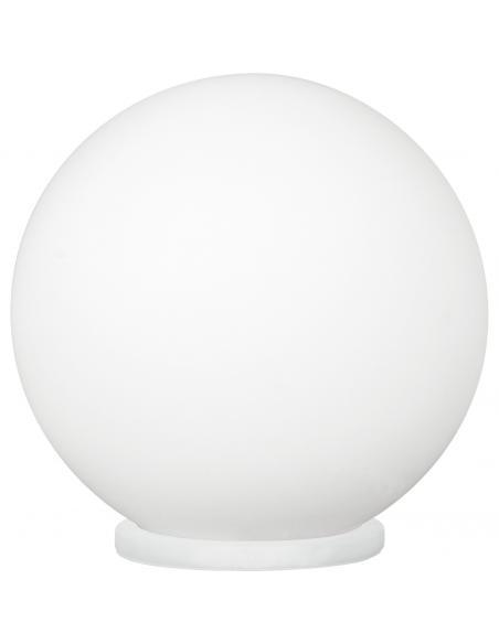 EGLO 85264 - RONDO Lámpara de Salón en Acrílico blanco y Vidrio opalino mate